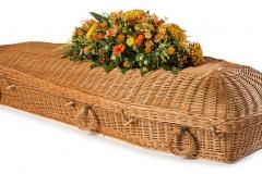 Woven Eco Coffin 10