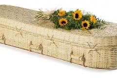 Woven Eco Coffin 15