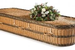 Woven Eco Coffin 17