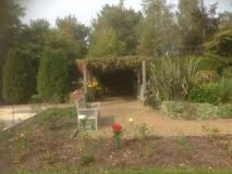 Luton Crematorium - Garden