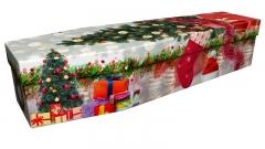 3629 - A Christmas scene