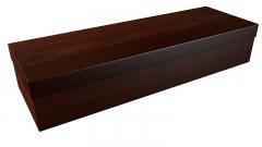 3823 - Dark woodgrain
