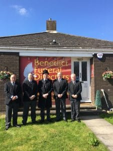 Arlesey Funeral Home and Team