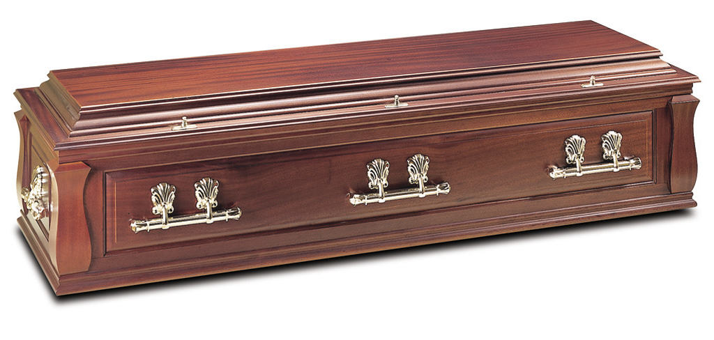 Aston Dark Casket