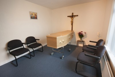 Our Christian Chapel of Rest Room