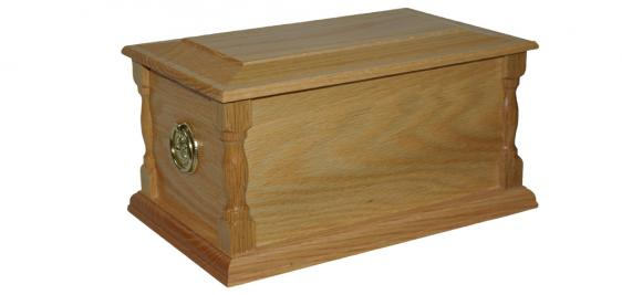 Essex Ashes Casket 2 (Oak)