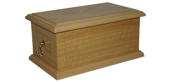 Surrey Ashes Casket 6 with Triangular Handles