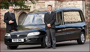 Traditional Hearse and Limousines